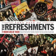 Very Best Of The Refreshments CD