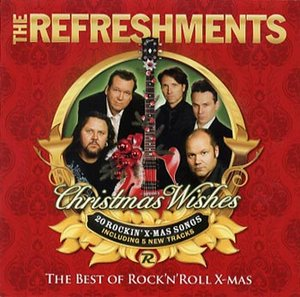 Christmas Wishes, The Best Of Rock'N'Roll X-mas CD